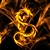 flame scale dragon